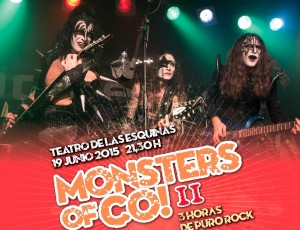 Ya esta aqui el Monsters of Co II