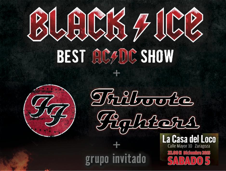 Noche de rock 5dic_Casa del Loco