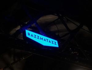 WeSaluteYou live @Razz